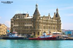 haydarpasa treminal by Mohamed Rafid on 500px