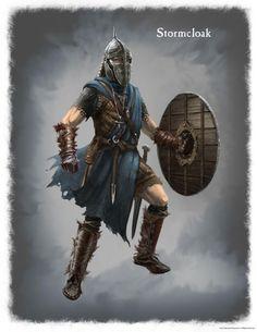 Stormcloak Armor - The Elder Scrolls Wiki