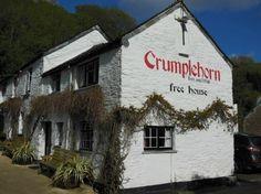 THE CRUMPLEHORN INN POLPERRO-Cornwall