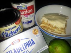 Pastel de limón con galletas Marias   Cocina y Comparte   Recetas