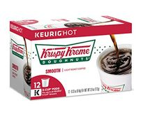 Krispy Kreme Smooth, Keurig K-Cups, 72 Count * You can find more details by visiting the image link.