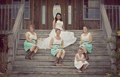 Bridal party group picture....@shilowann