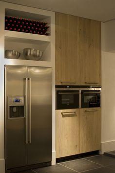 Whitewash eiken houten keuken ikea koak design whitewash eiken houten keuken op ikea faktum - Redo keuken houten ...