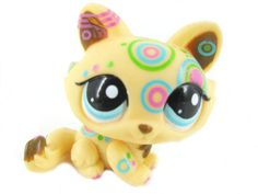 littlest pet shop special edition - cat