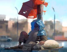 Gorgeous Illustrations by Jakob Eirich