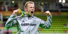Hambüchen will das Olympia-Reck kaufen - Gold für den deutschen Turner Fabian…
