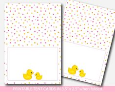 Rubber duck baby shower food tent card labels, Ducky buffet labels, BD1-10 Kids Teepee Tent, Baby Shower Duck, Waterproof Tent, Tent Fabric, Food Tent, Tent Cards, One Tree, Acrylic Colors