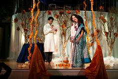 The most beautiful interfaith wedding I've ever seen pictures of.