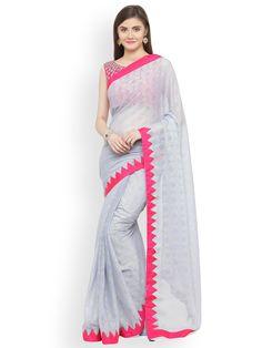 Satin Saree, Cotton Saree, Grey Saree, Party Wear Sarees, Saree Wedding, Sarees Online, Black Satin, Desi, Bollywood