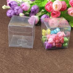 Cheap Jewelry Packaging & Display, Buy Directly from China Suppliers:200pcs Square Plastic Box Storage PVC Box Clear Transparent Boxes For Gift Boxes Wedding/Tool/Food/Jewelry Packaging Display DIY Enjoy ✓Free Shipping Worldwide! ✓Limited Time Sale ✓Easy Return.