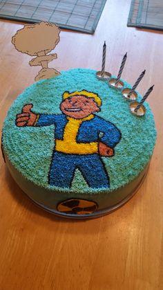 #Fallout Cake