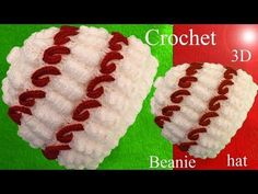 Como tejer un gorro a crochet - Beanie hat easy Crochet - YouTube