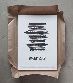 everyday_cover by Albin Homqvuist