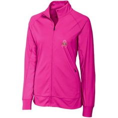 ab792e575 ... pullover hoodie black 94727 7699f cheap cutter buck houston texans  ladies breast cancer awareness burleigh full zip performance jacket pink  love ...
