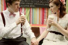 A wedding reception idea to steal - a milkshake bar Diy Wedding Cake, Amazing Wedding Cakes, Elegant Wedding Cakes, Wedding Cake Designs, Wedding Desserts, Wedding Blog, Wedding Reception, Crazy Wedding, Reception Ideas