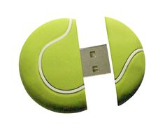 Tennis USB Drive. Must get. @Priscilla Pham Huerta to put all of our tennis pictures on