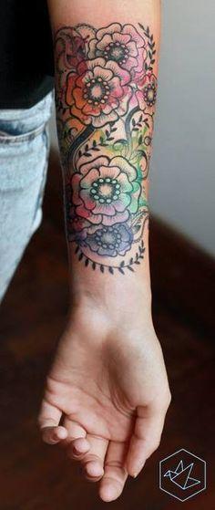 Tattoo Artist: Yadou