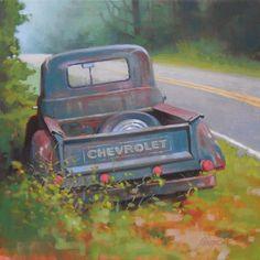 old trucks chevy Vintage Chevy Trucks, Chevy Trucks Older, Old Pickup Trucks, Classic Chevy Trucks, New Trucks, Chevy Classic, Jeep Pickup, Classic Cars, Dually Trucks