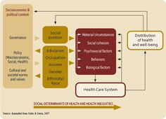 CDC Social determinants of health