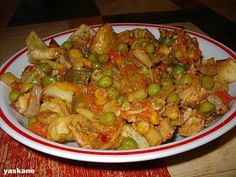 Kung Pao Chicken, Meat Recipes, Food And Drink, Dishes, Vegetables, Ethnic Recipes, Easy, Kitchen, Blog