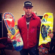 Sweet boards Jeff!