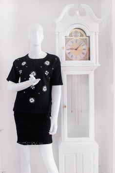 #Blusa #brillos #piedras #lentejuelas #chaquira #glitters #moda #fashion