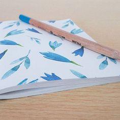 New pocket notebook!! ❤Shop link in bio❤ #handmade #notebook #journal #notebook #fashion #design #handmadenotebook #handmadejournal #writing #etsy #etsylove #etsysuccess #etsysellersofinstagram #etsysuccess #etsyseller #etsyfinds #cute #flowers #blue #blueflowers #illustration #nature #pattern