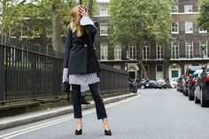 See Every Stylish Look That Hit the Streets of London During Fashion Week Day 2