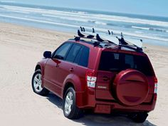 Ya tenes tu Suzuki, ahora elegí tu destino, Viví verano, viví Suzuki #WayOfLife