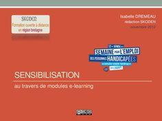elearning-et-handicap-2012 by Redaction SKODEN via Slideshare