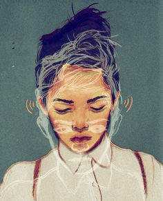 self1 by Sarah Gonzales http://samgsketch.tumblr.com/