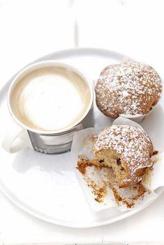 muffin e cappuccinO