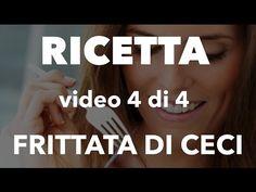 ▶ Ricetta - Frittata di Ceci - YouTube