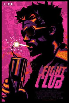 Fight Club by James White