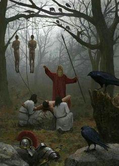 Milek Jakubiec: human sacrifice after the disaster of Varus (9 B.C.).