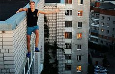 """A 17-year-old boy in Russia has died after falling 9 stories from a rooftop while engaging in extremely dangerous """"rooftopping photography."""" The goal of th"""