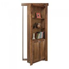 Flush Mount Hidden Bookcase Door