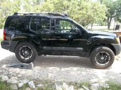 34 Tires On a Stock 2012 Pro-4X, No Lift (Pic Heavy) - Second Generation Nissan Xterra Forums (2005+)