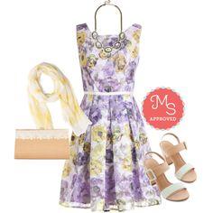 Garden Grace Dress