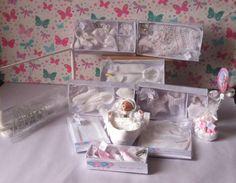 Muñecas miniatura 1/12 de la casa OOAK por HELENSOOAKMINIATURES