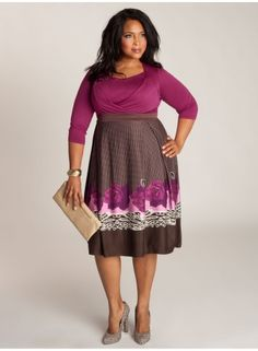 Plus Size Clothing | Curvy Women`s Fashion at www.curvaliciousclothes.com ♥