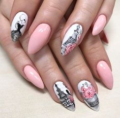 36 Gorgeous Nailart Ideas That Would Leave You Speechless - Page 2 of 4 - Style O Check
