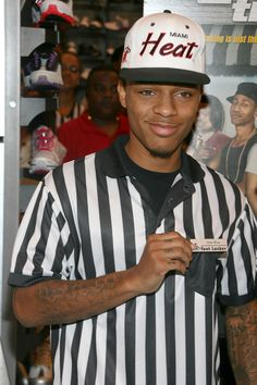 Shad Gregory Moss - better known by his stage name Bow Wow (formerly Lil' Bow Wow),