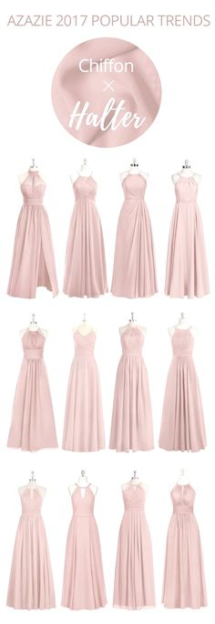 Bridesmaid dresses. Select a best suited bridesmaid dress for your wedding. You must look at the dresses which would certainly flatter your bridesmaids, simultaneously, match your wedding ceremony style.