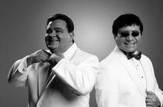 [FOTOS] Richie Ray & Bobby Cruz alistan una 'descarga bestial' esta noche en Bogotá - HSB Noticias