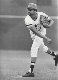Dock Ellis - Pittsburgh Pirates