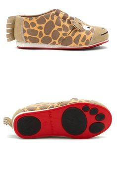 The cutest shoes for kids from EMU Australia!