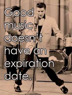 """""""Good music doesn't have an expiration date."""" Elvis performs on the Milton Berle Show in Los Angeles, CA in Elvis Presley Quotes, Elvis Quotes, Rock And Roll, Milton Berle, Young Elvis, Graceland, Celebs, Celebrities, Andrew Lincoln"""