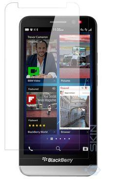 Blackberry Z30 Tempred Glass Screen Protector $19.99 http://bit.ly/1NT3AV1