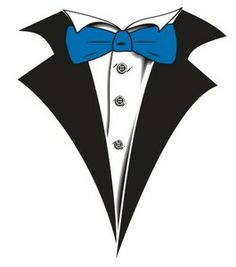 Men's Tuxedo T-shirt with Blue Bow Tie on White. Find the largest selection of tuxedo tees for the whole family. Tuxedo T Shirt, Pug Shirt, Tuxedo Cake, Men's Tuxedo, White Tuxedo, Bow Tie Theme, Star Wars Stencil, Wearing A Tuxedo, Christian Wallpaper